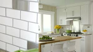 Tile Backsplash Ideas For White Cabinets Amazing Kitchen Backsplash Ideas Better Homes Gardens