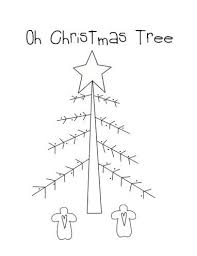 Small Picture 25 best Christmas tree coloring page ideas on Pinterest