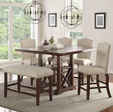 kitchen dining room sets youll love wayfair counter height table throughout round design 6