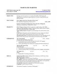 Download Chief Mechanical Engineer Sample Resume Engineering Cover