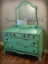 distressed antique furniture. Distressed Dresser, Antique Turquoise Furniture R