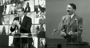ZAŠTO VUČIĆ 'SKIDA' HITLERA: Ako neko govori kao Hitler, ima ...