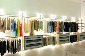 lighting closet rod led wireless home depot systems regarding plans 5 kit closet led lighting