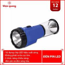 Đèn pin Điện Quang ĐQ PFL03 R B (Pin sạc xanh dương)