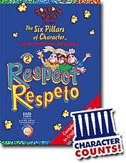 best pillars of character ideas pillars of respect lesson plan the six pillars of character character counts popcorn park