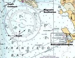 How To Read Navigation Charts Nautical Navigation Activity Gulfquest Nautical Chart
