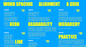 Rules Of Typography Design 20 Design Rules You Should Never Break Learn