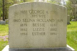 Selina Holland Gould (1860-1929) - Find A Grave Memorial