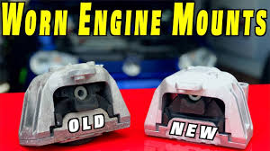 How To Replace Worn <b>Motor Mount</b> and <b>Transmission Mount</b> ...
