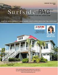 Surfside Tide Chart Surfside Rag February Issue Web By Jordan Homan Issuu