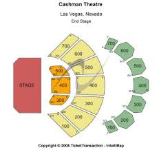 Lv Cashman Theater End Stage 2881 Fans Of David