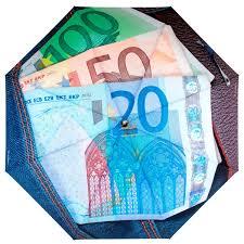 """<b>Зонт</b> женский <b>Flioraj</b> """"Евро"""", <b>автомат</b>, 3 сложения, голубой ..."""