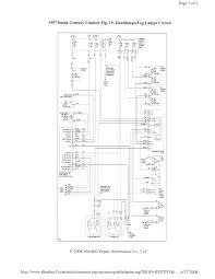1984 buick regal wiring diagram 1983 buick regal wiring diagram buick wiring diagrams at 1993 Buick Century Wiring Diagram
