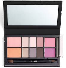 plus a travel sized eye pencil in s deep brown satin and maa in blackest black this takes one of the best makeup palettes for eyeakes
