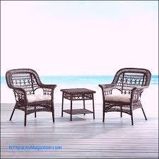 featuring a decorative woven back and a our layla patio set lends the look of