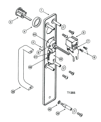 diagram Mortise Lock Parts Diagram Series Schlage List Mortise