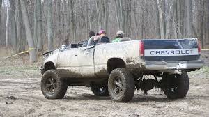 chevy trucks mudding 2015. Brilliant 2015 Strange 4x4 Mud Trucks  Spring Mudfest 2015 Gopher Dunes Ontario Canada  YouTube Intended Chevy Mudding