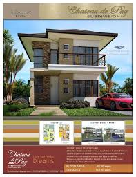 Modern Asian Kitchen Diana Model A Modern Asian Architectural Designed 2 Storey Pure