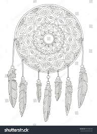 Small Picture Stunning Dream Catcher Coloring Pages Ideas New Printable
