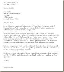 cover letter format pdf database sample cover letter pdf