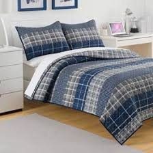 Plaid & Check Bedding, Plaid Bed Sets, Comforters, Quilts ... & IZOD Riviera Plaid Quilt Sets Adamdwight.com