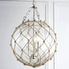 living engaging round glass ball chandelier 15 uk arhaus sphere rope net parts chandeliers cuvee
