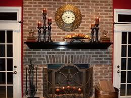 Fireplace Decor Ideas In Minimalist StyleFireplace Decorations