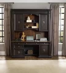 credenza executive desk with hutch