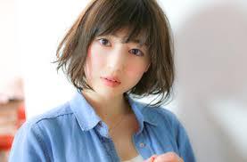 レザーで作る前下がりショートボブ 仙台市 美容師 河村裕貴のブログ