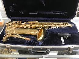 Conn Alto Saxophone 1970