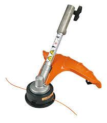 stihl mm55 yard boss string trimmer attachment stihl garden tiller r14