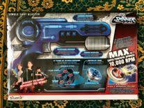 <b>Бластер Spinner Mad одиночный</b> Синий 86304 новый купить в ...