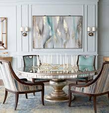 modern wall art decor for dining room