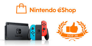Wii U Spiele Charts Nintendo Eshop Charts Nintendo Eshop Nintendo