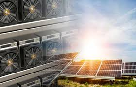 Solar power for bitcoin mining it can make good financial sense to use solar power to mine bitcoin. Solar Powered Btc Mining What Do They Mine In Cloud City I Santi Di Brescia