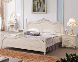 country white bedroom furniture. 907 solid wood bed korean french country style adults 18 m large white bedroom furniture foshan
