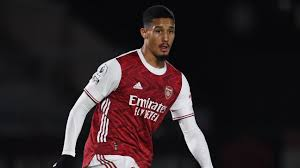 Check out how william saliba slotted into training at london colney under mikel arteta. Arsenal Loan Saliba To Nice For Rest Of Season