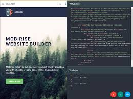 How to Create a Website Using HTML/CSS Code Editor