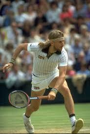 Bjorn Borg | Tennis fashion, Vintage tennis, Tennis players