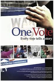 One Vote 2018 Imdb