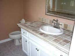 Kitchen Counter Tile Tile Bathroom Inspiration Decor Tiled Bathrooms