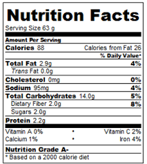 breakfast oatmeal cupcakes calories and nutrition facts chocolate covered katie