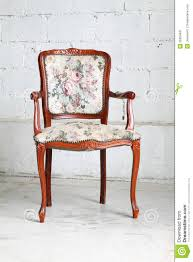 vintage chair. Download Vintage Chair In The Room Stock Image. Image Of Antique - 26259431
