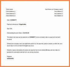 5 invoice letter template invoice example 2017 pertaining to invoice letter template