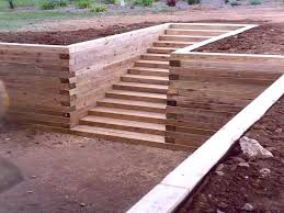 how to build a timber retaining wall how to build a timber retaining wall how to