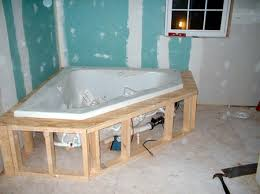 how to install a jacuzzi tub awesome installation simplistic