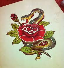 эскиз татуировки олд скул классический Drive2