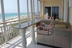 Outdoor Kitchen And Grills Beautiful Electric Grill On Balcony Regards To Danver Outdoor