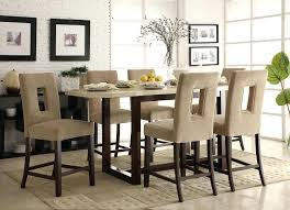 Dining Room Tables Counter Height Bar Dining Table Decoration Mesmerizing Dining Room Table Height Decor