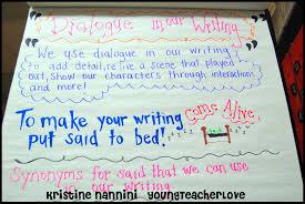 Writing Dialogue Part 1 Young Teacher Love